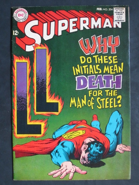 Superman (1939 series) #204