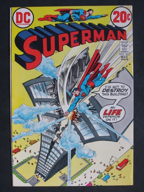 Superman (1939 series) #262