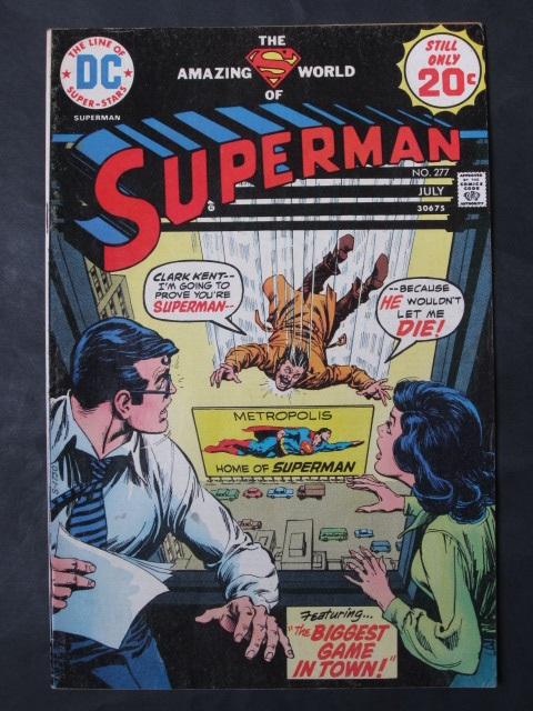 Superman (1939 series) #277