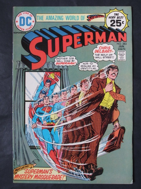 Superman (1939 series) #283