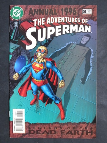 Superman (1939 series) Annual #8