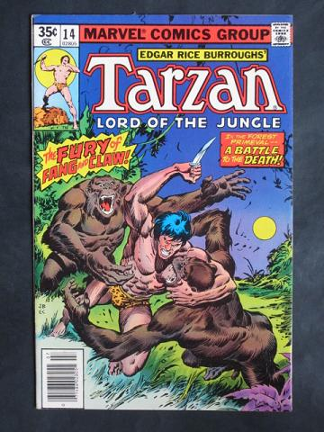 Tarzan Lord Of The Jungle #14