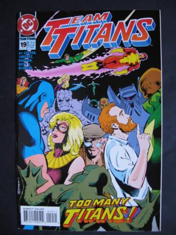 Team Titans #19