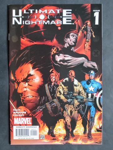 Ultimate Nightmare #1-5 Complete mini-series