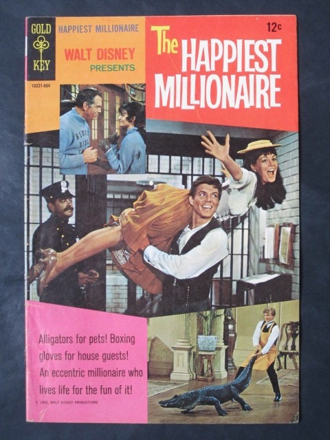 Walt Disney Presents: The Happiest Millionaire