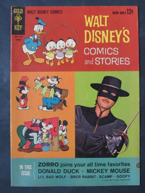 Walt Disney's Comics and Stories #275 Carl Barks