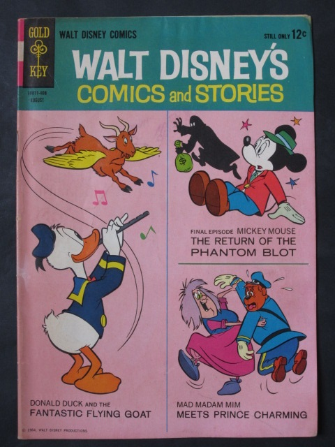 Walt Disney's Comics and Stories #287 Carl Barks