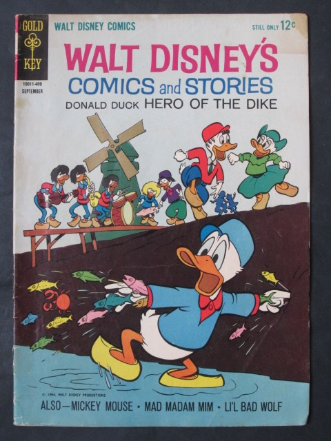 Walt Disney's Comics and Stories #288 Carl Barks