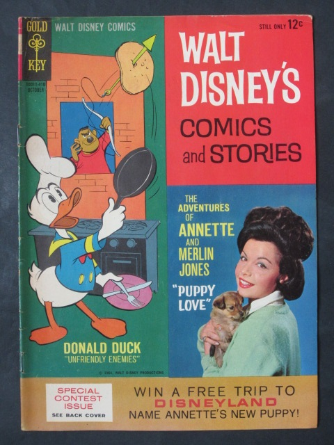 Walt Disney's Comics and Stories #289 Carl Barks