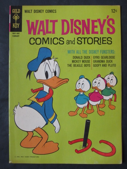 Walt Disney's Comics and Stories #293 Carl Barks