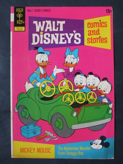 WALT DISNEY COMICS #77 1953 W.G.PUBLICATIONS 9d COMIC VERY GOOD