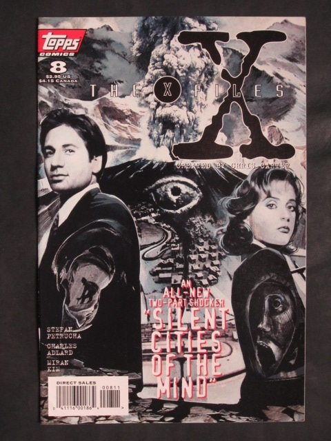 The X-Files  #8