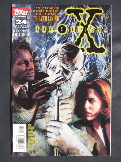 The X-Files #24