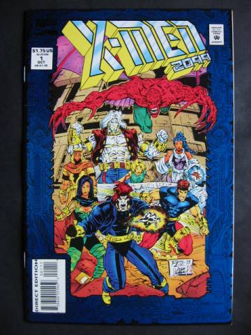 X-Men 2099  #1-13 Set of 13 comics