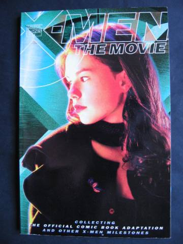 X-Men The Movie (TPB)