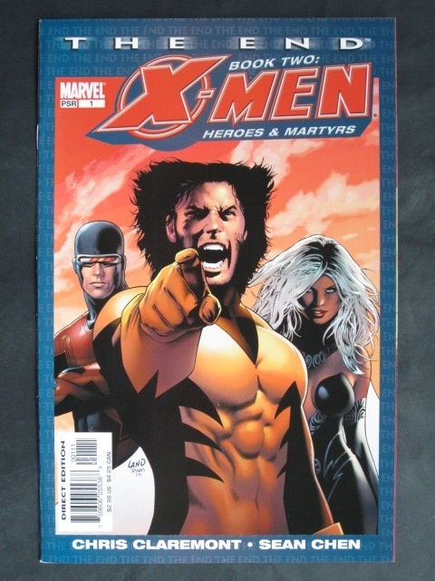 X-Men: The End (book 2) #1-6 Complete mini-series
