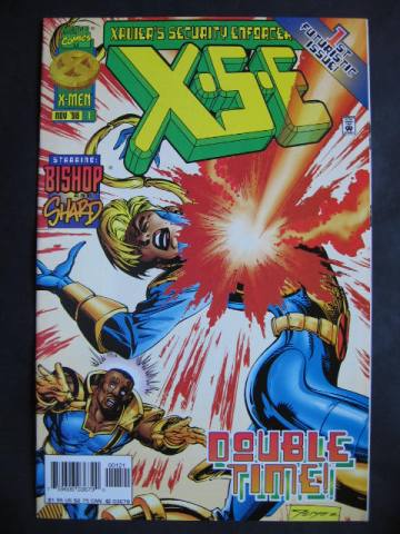 XSE #1-4 Complete mini-series (B)