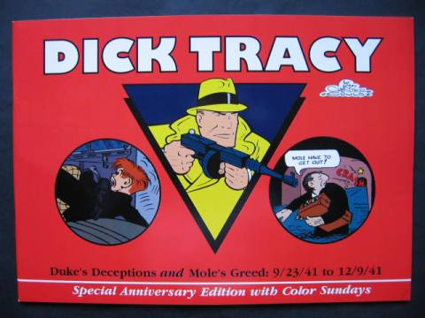 Dick Tracy #16: Duke's Deceptions - Anniversary issue