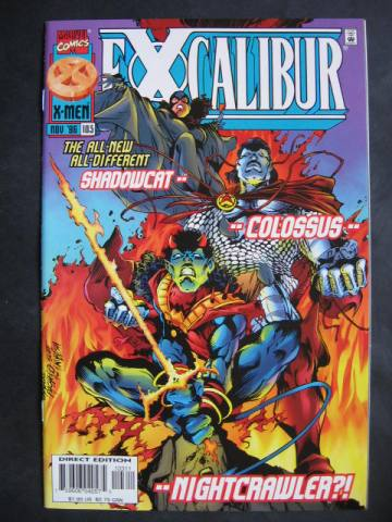 Excalibur (1988 series) #103