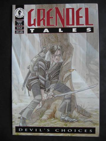 Grendel Tales: Devil's Choices #1-4 Complete mini-series