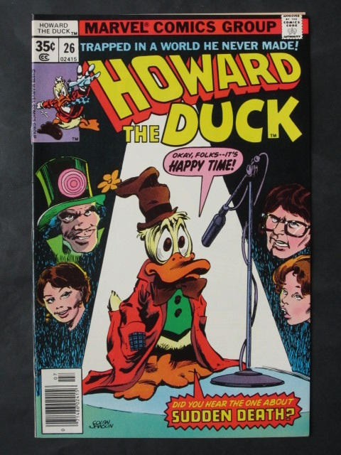 Howard The Duck (1976 series) #26