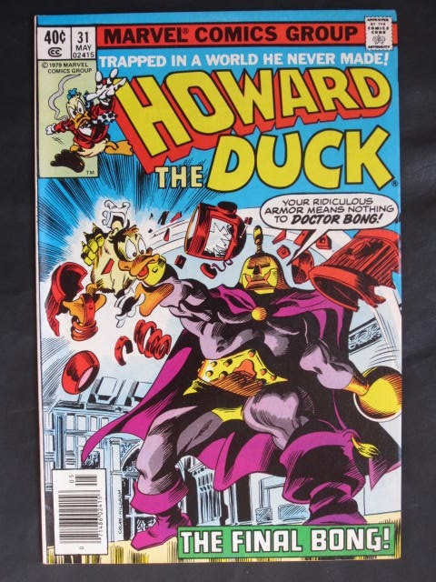 Howard The Duck (1976 series) #31