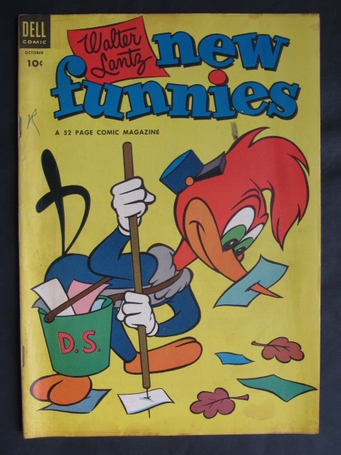 New Funnies (1942 series) #200